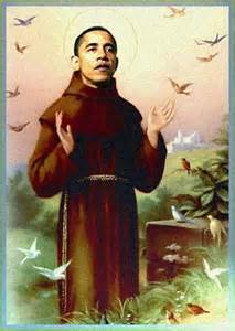Obama, A Saint