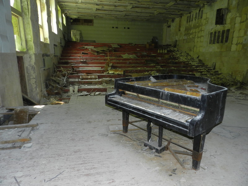 Small Music Auditorium