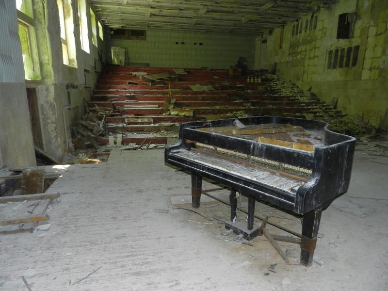 Small Music Auditorium