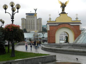 Maidan Monuments