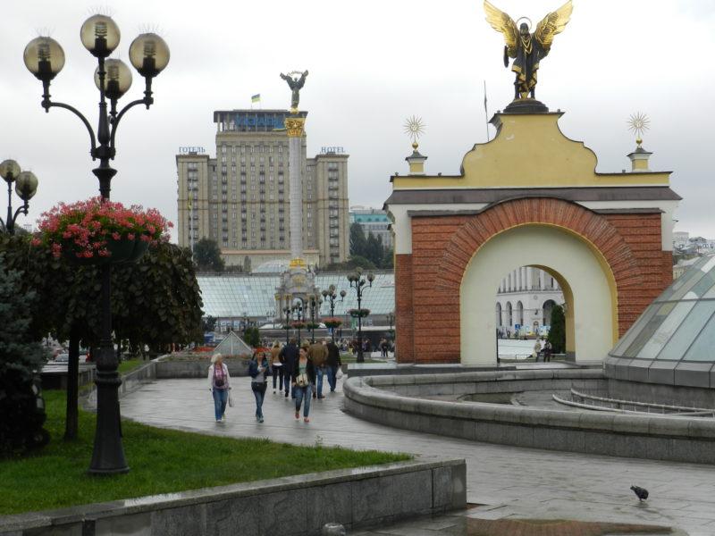 Kiev, Cherkassy & North