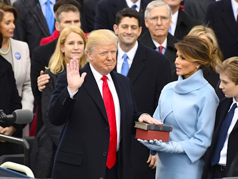 170120-1200- Donald John Trump Sworn in As 45th President of the USA