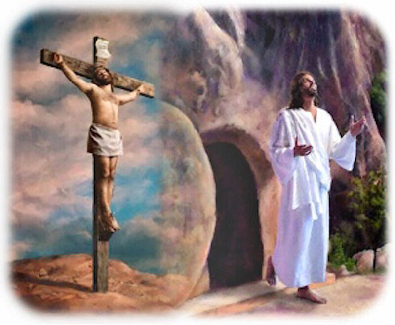 Happy Easter - Jesus Rises