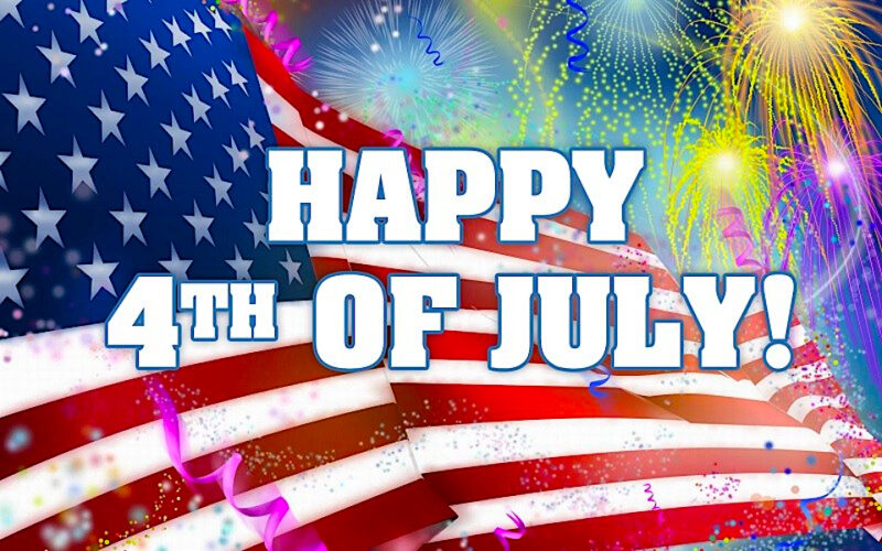2017 Happy 4th of July