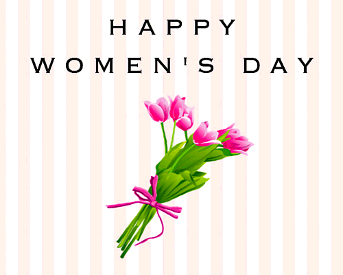 Happy Women's Day, 8March2018